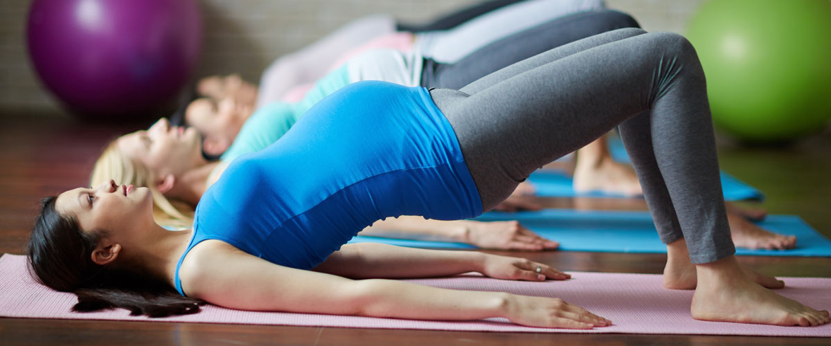 ejercicios de pilates para embarazadas ritmo sevilla