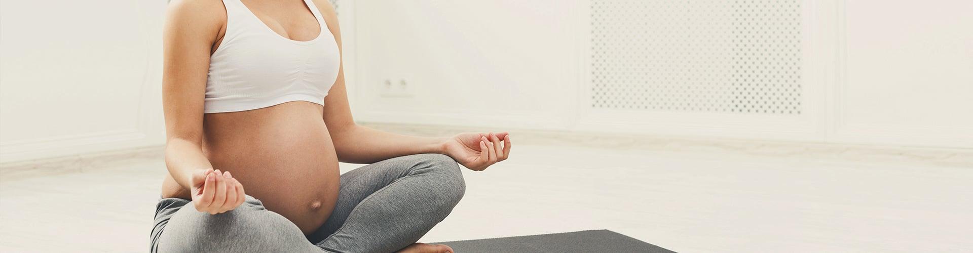 ejercicios para embarazadas en Ritmo Sevilla