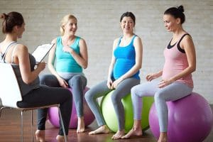 Apúntate en Pilates para embarazadas en Ritmo Sevilla