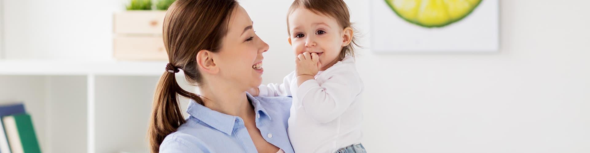 lactancia para bebes