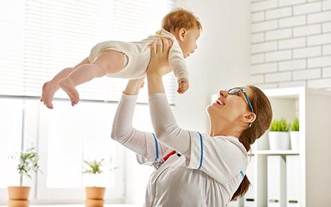 beneficios para la madre